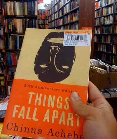 postcolonial aspect in things fall apart