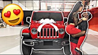 SURPRISING MY WIFE WITH HER DREAM CAR | THE PRINCE FAMILY